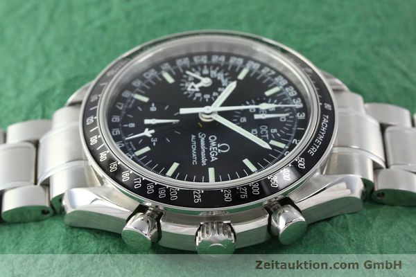 Used luxury watch Omega Speedmaster chronograph steel automatic Kal. 1151  | 141974 05