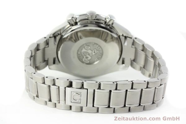 Used luxury watch Omega Speedmaster chronograph steel automatic Kal. 1151  | 141974 11