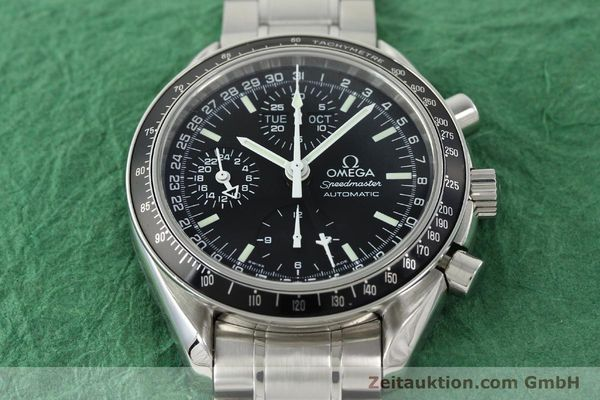 Used luxury watch Omega Speedmaster chronograph steel automatic Kal. 1151  | 141974 16