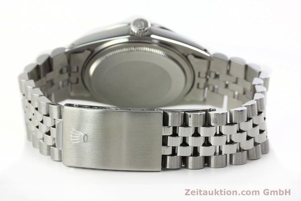 Used luxury watch Rolex Datejust steel automatic Kal. 3035 Ref. 16030  | 141976 12