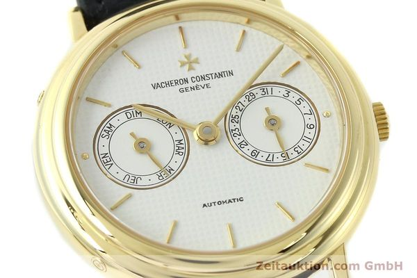 Used luxury watch Vacheron & Constantin * 18 ct gold automatic Kal. 1126 Ref. 46008  | 141977 02