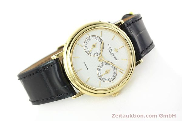 Used luxury watch Vacheron & Constantin * 18 ct gold automatic Kal. 1126 Ref. 46008  | 141977 03
