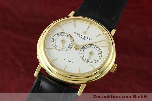 Used luxury watch Vacheron & Constantin * 18 ct gold automatic Kal. 1126 Ref. 46008  | 141977 04