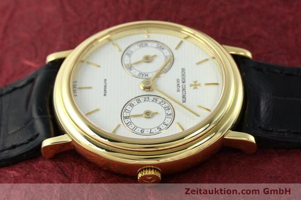 Used luxury watch Vacheron & Constantin * 18 ct gold automatic Kal. 1126 Ref. 46008  | 141977 05