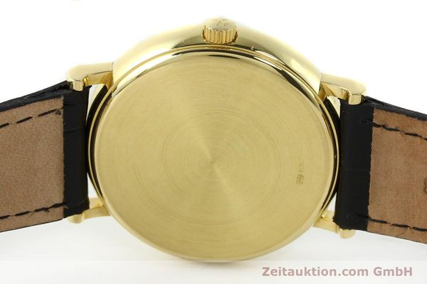 Used luxury watch Vacheron & Constantin * 18 ct gold automatic Kal. 1126 Ref. 46008  | 141977 09