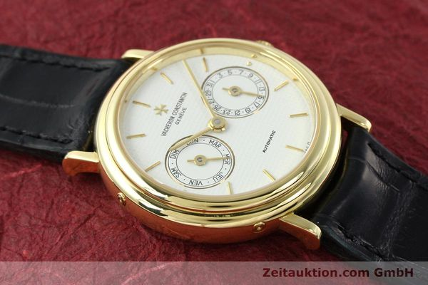 Used luxury watch Vacheron & Constantin * 18 ct gold automatic Kal. 1126 Ref. 46008  | 141977 16