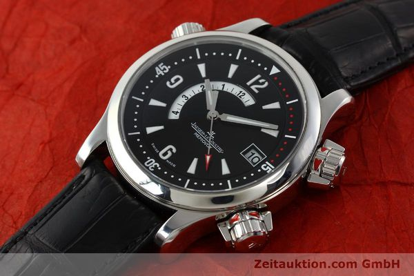 Used luxury watch Jaeger Le Coultre Memovox steel automatic Kal. 918 Ref. 146.8.97/1  | 141984 01