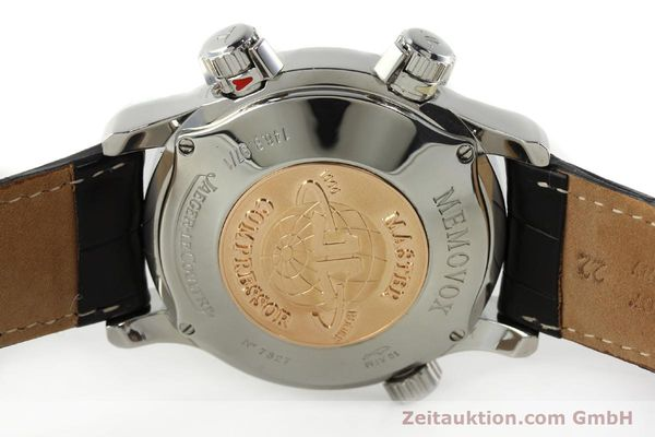 Used luxury watch Jaeger Le Coultre Memovox steel automatic Kal. 918 Ref. 146.8.97/1  | 141984 08