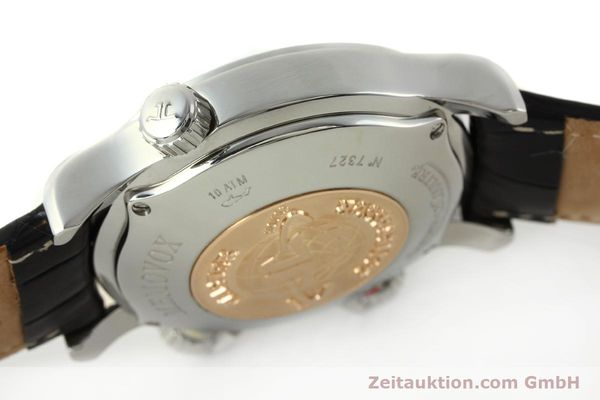 Used luxury watch Jaeger Le Coultre Memovox steel automatic Kal. 918 Ref. 146.8.97/1  | 141984 12
