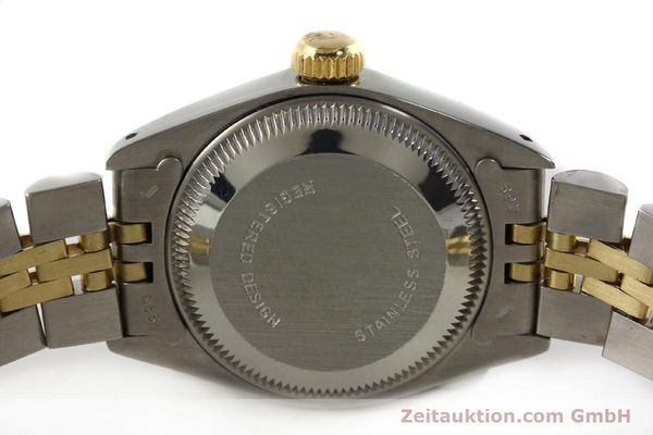 Used luxury watch Rolex Lady Date steel / gold automatic Kal. 2030 Ref. 6917  | 141986 08