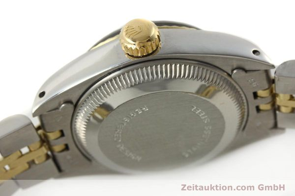 Used luxury watch Rolex Lady Date steel / gold automatic Kal. 2030 Ref. 6917  | 141986 11