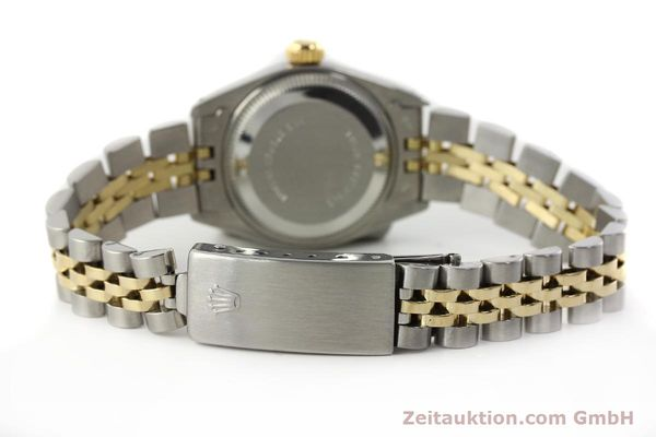 Used luxury watch Rolex Lady Date steel / gold automatic Kal. 2030 Ref. 6917  | 141986 12