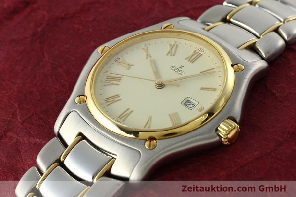 Used luxury watch Ebel 1911 steel / gold quartz Kal. 87 Ref. 187902  | 141987 01