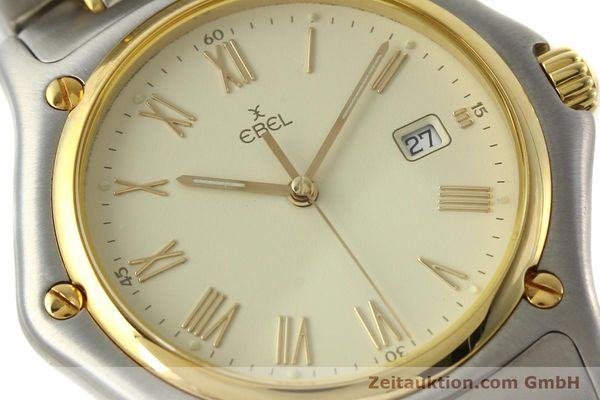 Used luxury watch Ebel 1911 steel / gold quartz Kal. 87 Ref. 187902  | 141987 02