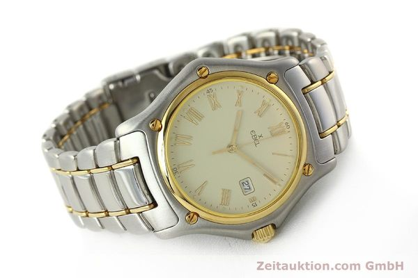 Used luxury watch Ebel 1911 steel / gold quartz Kal. 87 Ref. 187902  | 141987 03