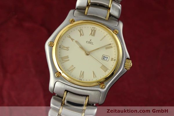 Used luxury watch Ebel 1911 steel / gold quartz Kal. 87 Ref. 187902  | 141987 04
