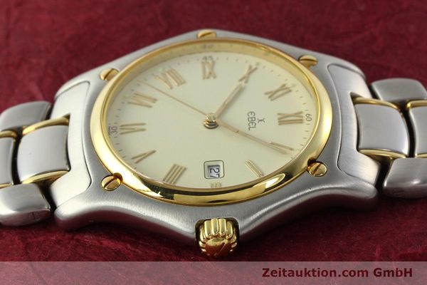 Used luxury watch Ebel 1911 steel / gold quartz Kal. 87 Ref. 187902  | 141987 05