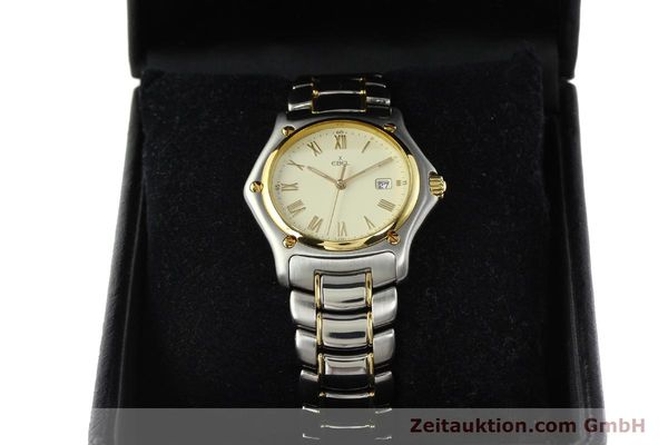 Used luxury watch Ebel 1911 steel / gold quartz Kal. 87 Ref. 187902  | 141987 07