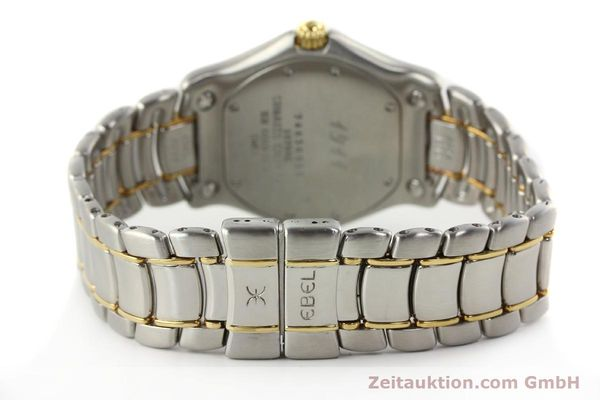 Used luxury watch Ebel 1911 steel / gold quartz Kal. 87 Ref. 187902  | 141987 10