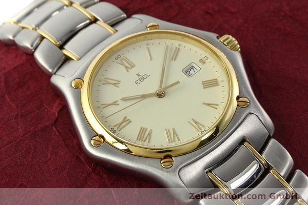 Used luxury watch Ebel 1911 steel / gold quartz Kal. 87 Ref. 187902  | 141987 13
