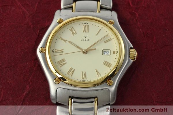 Used luxury watch Ebel 1911 steel / gold quartz Kal. 87 Ref. 187902  | 141987 14
