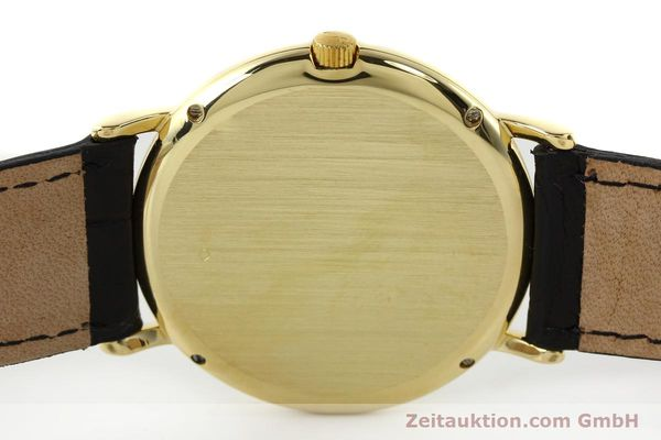 Used luxury watch IWC Portofino 18 ct gold quartz Kal. 2210 ETA 255411 Ref. 3331  | 141989 09