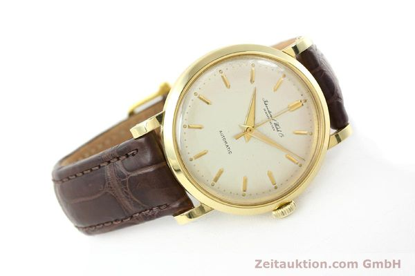 Used luxury watch IWC * 18 ct gold automatic Kal. C.852  | 141990 03