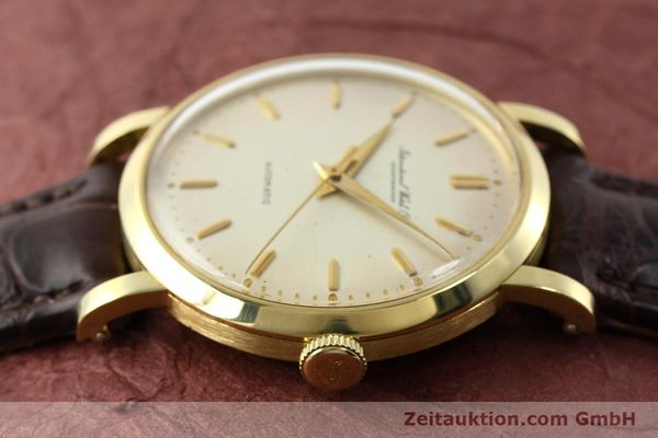 Used luxury watch IWC * 18 ct gold automatic Kal. C.852  | 141990 05