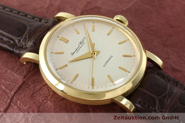 Used luxury watch IWC * 18 ct gold automatic Kal. C.852  | 141990 14