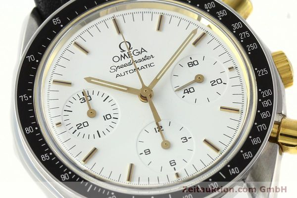 Used luxury watch Omega Speedmaster chronograph steel automatic Kal. 1140 ETA 2890-2  | 141991 02