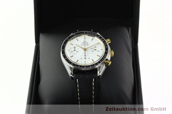 Used luxury watch Omega Speedmaster chronograph steel automatic Kal. 1140 ETA 2890-2  | 141991 07