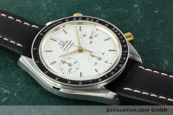 Used luxury watch Omega Speedmaster chronograph steel automatic Kal. 1140 ETA 2890-2  | 141991 13