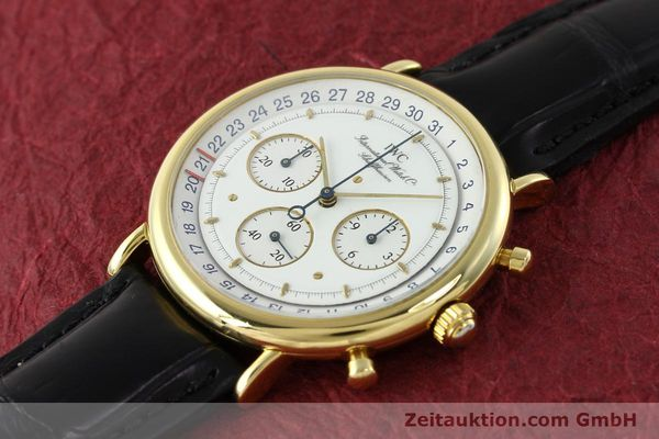 Used luxury watch IWC * 18 ct gold quartz Kal. 630 Ref. 3731  | 141992 01