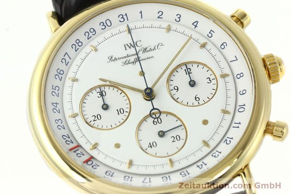 Used luxury watch IWC * 18 ct gold quartz Kal. 630 Ref. 3731  | 141992 02