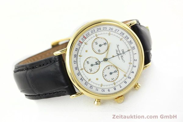 montre de luxe d occasion IWC * or 18 ct quartz Kal. 630 Ref. 3731  | 141992 03