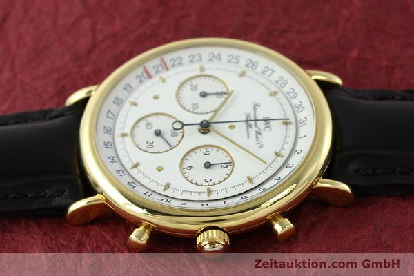 Used luxury watch IWC * 18 ct gold quartz Kal. 630 Ref. 3731  | 141992 05
