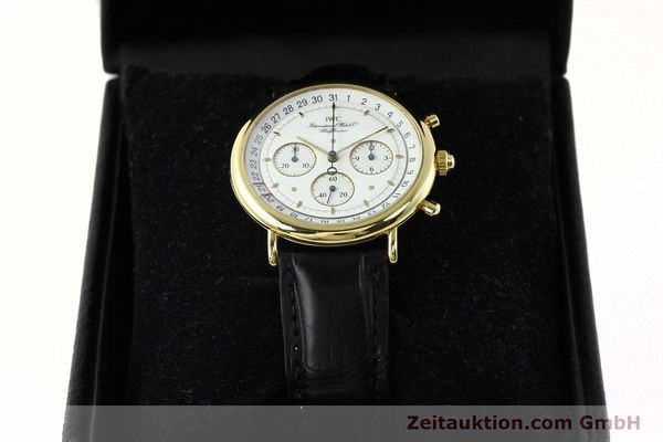 montre de luxe d occasion IWC * or 18 ct quartz Kal. 630 Ref. 3731  | 141992 07