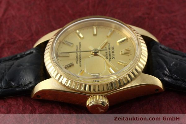 montre de luxe d occasion Rolex Lady Datejust or 18 ct automatique Kal. 2030 Ref. 6917  | 141993 05