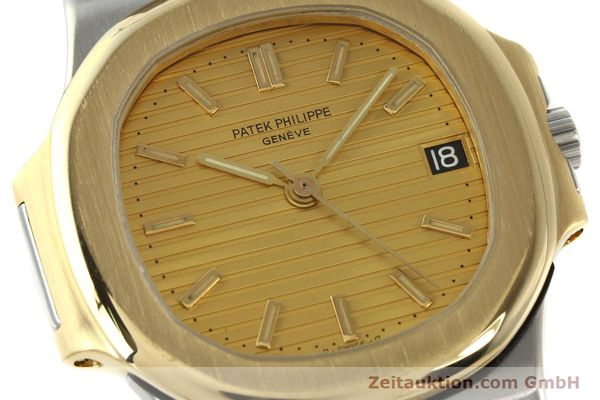 Used luxury watch Patek Philippe Nautilus steel / gold automatic Kal. 335 SC Ref. 3800/1  | 141995 02