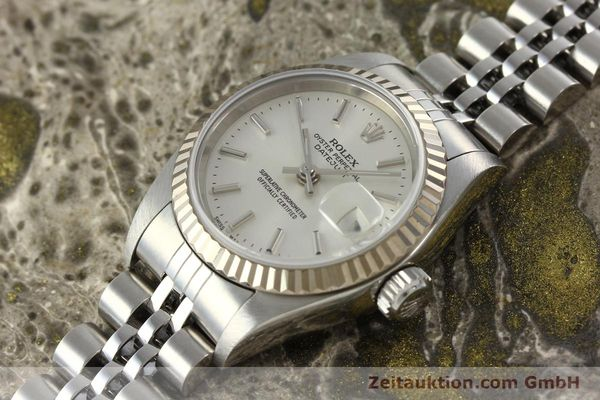 Used luxury watch Rolex Lady Datejust steel / gold automatic Kal. 2235 Ref. 79174  | 141997 01