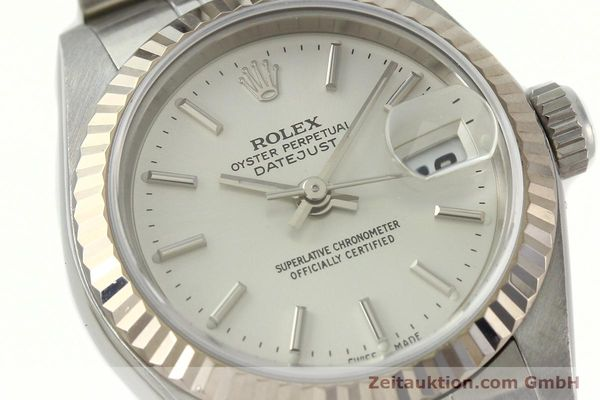Used luxury watch Rolex Lady Datejust steel / gold automatic Kal. 2235 Ref. 79174  | 141997 02