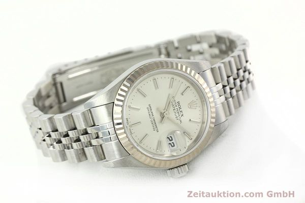 Used luxury watch Rolex Lady Datejust steel / gold automatic Kal. 2235 Ref. 79174  | 141997 03