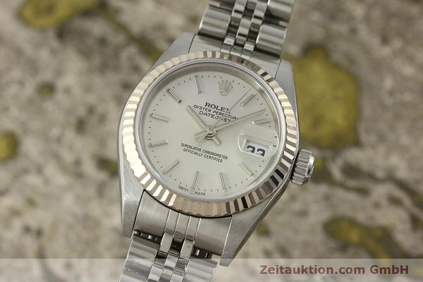 Used luxury watch Rolex Lady Datejust steel / gold automatic Kal. 2235 Ref. 79174  | 141997 04