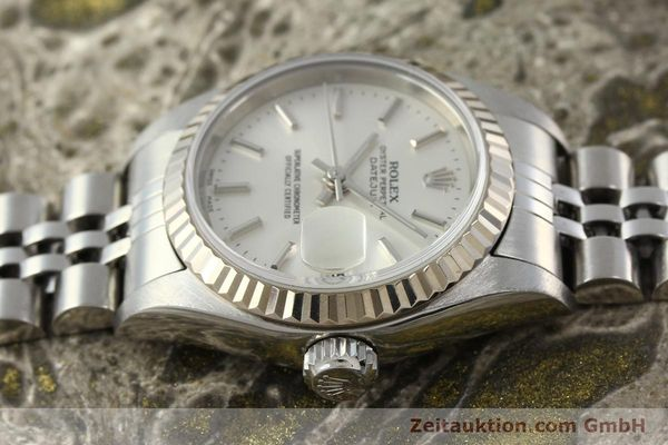 Used luxury watch Rolex Lady Datejust steel / gold automatic Kal. 2235 Ref. 79174  | 141997 05