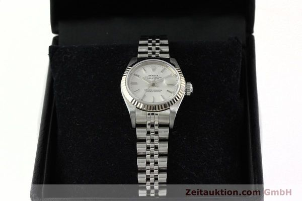 Used luxury watch Rolex Lady Datejust steel / gold automatic Kal. 2235 Ref. 79174  | 141997 07