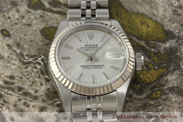 Used luxury watch Rolex Lady Datejust steel / gold automatic Kal. 2235 Ref. 79174  | 141997 16