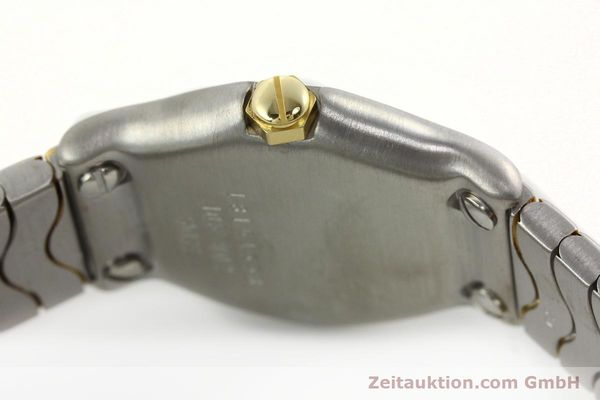 Used luxury watch Ebel Classic Wave steel / gold quartz Kal. 057 Ref. 1057902  | 142000 08