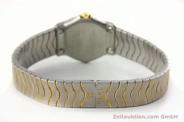 Used luxury watch Ebel Classic Wave steel / gold quartz Kal. 057 Ref. 1057902  | 142000 10