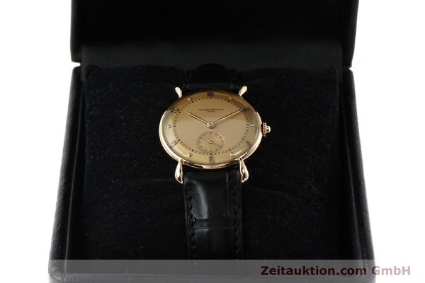 Used luxury watch Vacheron & Constantin * 18 ct red gold manual winding Kal. 203  | 142003 07