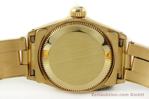 Used luxury watch Rolex Oyster Perpetual 18 ct gold automatic Kal. 2030 Ref. 6719  | 142005 08